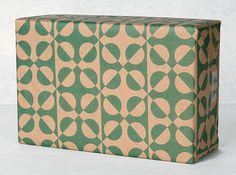 Geometric Circle Pattern Wrapping Paper / 12 by NormansPrintery, $12.00