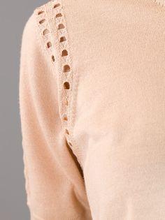 CHLOÉ - knit sweater 5