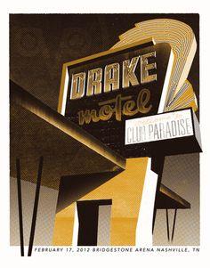 Drake - Andrew Vastagh