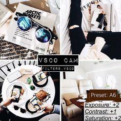 50 VSCO Cam Filter Settings for Better Instagram Photos Like & Repin. Listen to Noelito Flow. Noel Music.                                                                                                                                                      Más