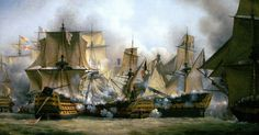 The Battle Of Trafalgar Is One Of The Famous Battles In Naval History – It Saw The Heroic Death Admiral Nelson