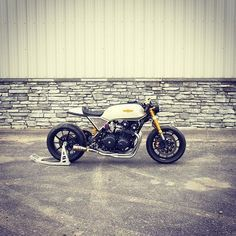 Honda CB750 SUPER SPORT Cafe racer by BBCR Engineering | www.caferacerpasion.com