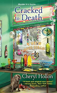 Cracked to Death (A Webb's Glass Shop Mystery) by Cheryl Hollon http://www.amazon.com/dp/161773764X/ref=cm_sw_r_pi_dp_yv6owb0BMX63R