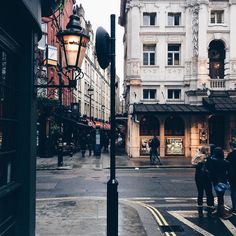 ***St Martin's Lane***  Where to take an interesting photo of London >>>> http://london.okbutfirstcoffee.com