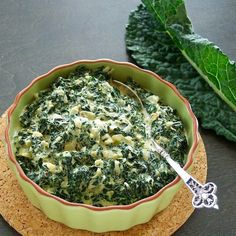 Creamed Kale / 27 Of The Most Delicious Things You Can Do To Vegetables