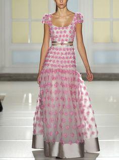 Como vestido de novia para boda primaveral - ZsaZsa Bellagio – Like No Other