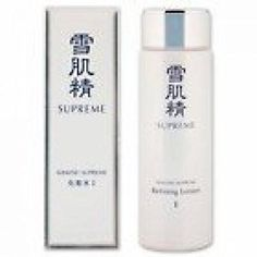 Kose Sekkisei Supreme Refining Lotion I 400ml >>> You can find more details by visiting the image link.