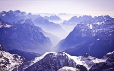 Pordoi Pass | Italy (by Stefano Termanini)