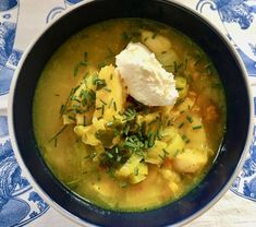 Comforting Chowder: Smoked Haddock, Butter Bean & Leek Nikki has made this comforting fish chowder for years and says she does it slightly differently every One Pot Dishes, One Pot Meals, Main Dishes, Pork Casserole, Casserole Dishes, Leek Recipes, Fish Recipes, Fish Chowder