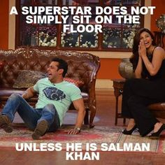 #Salman Khan