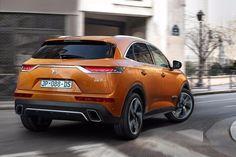 La marque premium de Citroën a voulu se placer sur le segement des SUV haut de gamme, afin de redorer son blason.