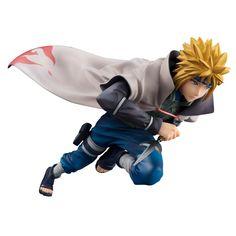 Naruto Shippuuden Namikaze Minato G.E.M. 1/8th Scale Figure - Otaku Toy Collection LLC