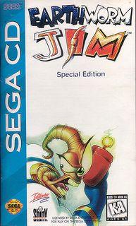 Earthworm Jim Special Edition (Sega CD)