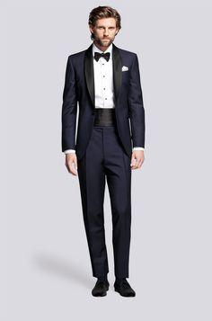 greyongray:  This Carolina Herrera collection for men is pretty....