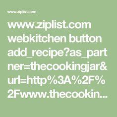 www.ziplist.com webkitchen button add_recipe?as_partner=thecookingjar&url=http%3A%2F%2Fwww.thecookingjar.com%2Fmashed-potato-puffs%2F