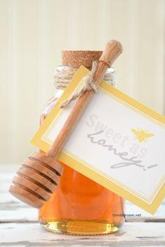 Sweet as Honey gift idea
