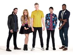 PENTATONIX- Rather Be (Clean Bandit cover) Official Audio debuted on People.com!!!! YAS KIRSTIE! <3