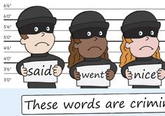 These Words Are Criminal! Teaching Displays, School Displays, Classroom Displays, Ks2 Classroom, Primary Classroom, Classroom Themes, Detective Theme, Wow Words, Primary Teaching