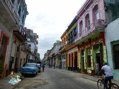 Callejeando por La Habana