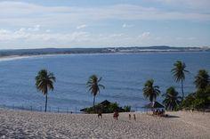 Praia de Genipabu, Extremoz (RN)