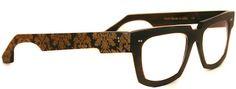 Som Noir #Bespoke #Eyewear, Buffalo Horn Eyewear