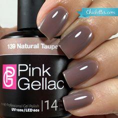 139 Pink Gellac Natural Taupe