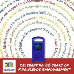 Celebrating 20 years of knowledge empowerment through radio and audio learning. Our solar products have reached millions of last mile learners in Africa and beyond delivering all sorts of importan. Check more at. Solar Products, Last Mile, Health Practices, How To Pronounce, 20 Years, Knowledge, Africa, Audio, Learning