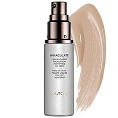 hourglass IMMACULATE Liquid powder Foundation Mattifyingoil free BEIGE *** Visit the image link more details.