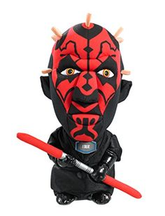 Underground Toys Star Wars Darth Maul Talking 9 Plush *** More info could be found at the image url.Note:It is affiliate link to Amazon.