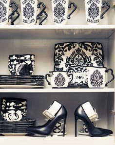 """If I'm going to splurge on something, it's more for my home than for clothes."" www.thecoveteur.com/kourtney-kardashian"