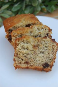 Lovin' From The Oven:Chocolate Chip Banana Bread - Lovin' From The Oven