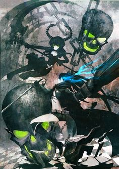BRS vs DM by ~ryoheihuke on deviantART