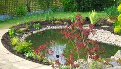 How to Build a Garden Pond - Read more: http://www.rattangardenfurniture.co.uk/blog/how-to-build-a-garden-pond/