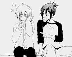shion and nezumi