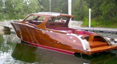 """African Queen - StanCraft Custom Built Wooden Boats - """"A Passion for the Past"""""""