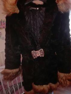 Damen Winter Fell Jacke H