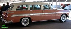 1955 Chrysler New Yorker Deluxe Town & Country Station Wagon