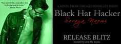 Abibliophobia Anonymous                 Book Reviews: **RELEASE BLITZ With Giveaway**  Black Hat Hacker ...