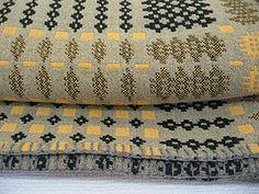 Vintage Welsh Wool Blanket | Flickr - Photo Sharing!