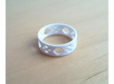 Sine Ring Flat by flypig