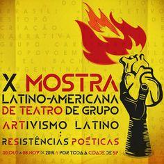 X Mostra Latino-Americana de Teatro de Grupo