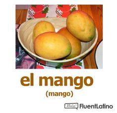 el mango (mango)