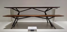 #Tisch #Esstisch #KT11 #Designertisch Design-Week Mailand 2015