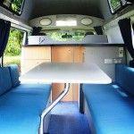 Inside the Juliette 3 Compact Rv, Campervan Rental, Camper Van, Australia, Interior, Summer 2015, Thailand, Range, Home Decor