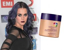 Celebrity Hair Colour Awards: Katy Perry