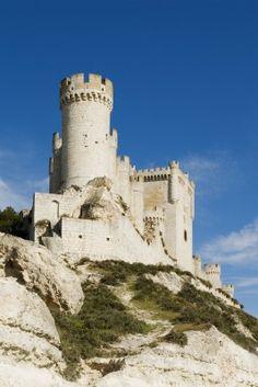 Castillo de Peñafiel, Valladolid, Castilla y León, Spain