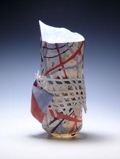 Confettie. Porcelain. Johan van Loon