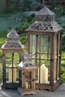 LAMPIONY -LATARNIE- KOMPLET