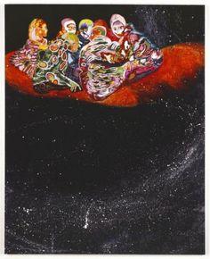 The World of Daniel Richter [Denver Art Museum exhibit; art review]. ~ Henry Schliff, Nov 23, 2008