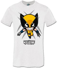 T-shirt The Wolverine